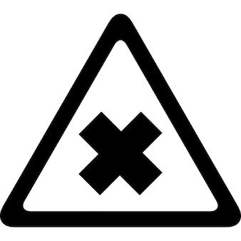 ainsi que la croix de signal dans un carr t l charger icons gratuitement. Black Bedroom Furniture Sets. Home Design Ideas