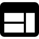 Site Web avec différentes sections