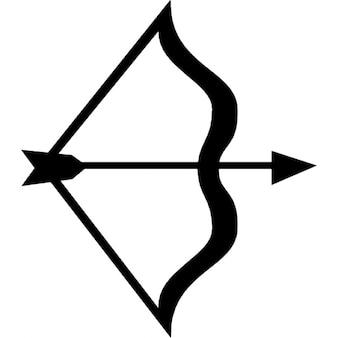 Symbole du zodiaque sagittaire
