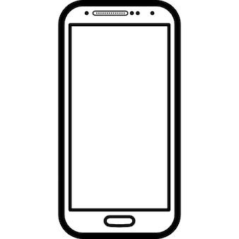 Téléphone mobile modèle populaire samsung galaxy s4