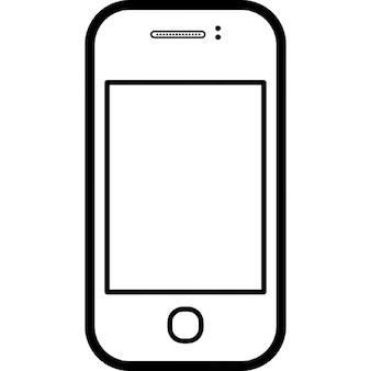 Téléphone mobile populaire samsung galaxy