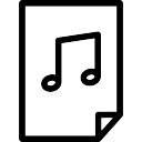 Archivo de música