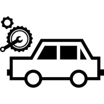 Autos y llaves, la mecánica
