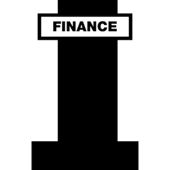 Biblioteca en la sección de finanzas