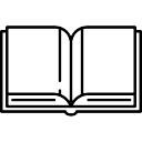 Blanco Libro Abierto