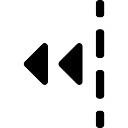 Botón de rebobinado