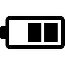 Carga de la batería Medio