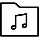 Carpeta de la música