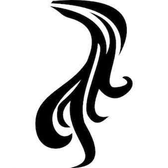 Coleta de pelo