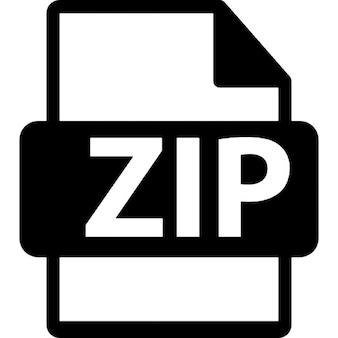Formato de archivo zip