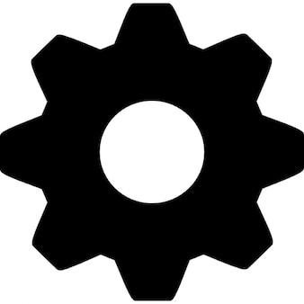 Herramientas, ios 7 Símbolo interfaz