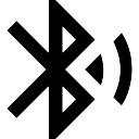 Indicador de señal buscar Bluetooth