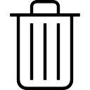 La basura puede esbozar