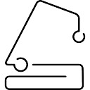 Logística ultrafina grúa
