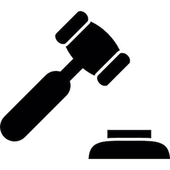 Martillo de la justicia