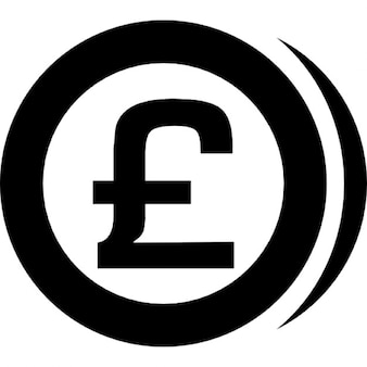 Moneda de libras esterlinas