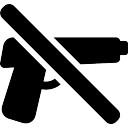 No hay armas firman