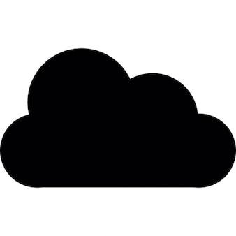 Nube de forma sólida