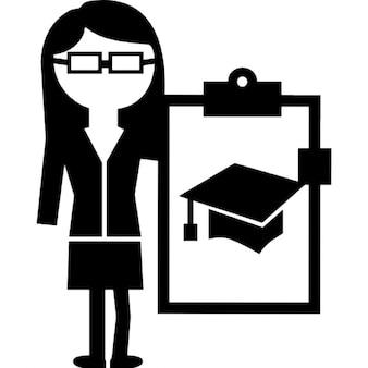 Resultado de imagen de profesor icono
