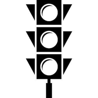 Semáforo carretera