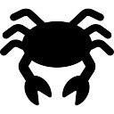 Símbolo del cangrejo