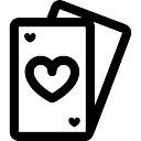 Tarjetas del corazón