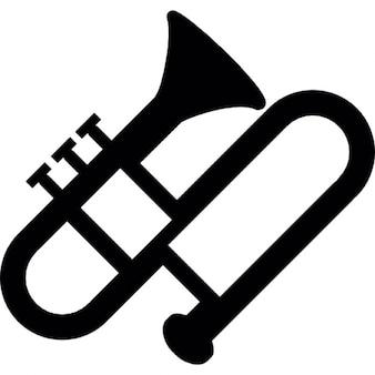 Trombón, símbolo ios interfaz 7