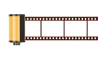 35mm boîte de film