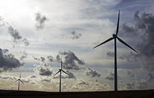 l'énergie éolienne, moulin