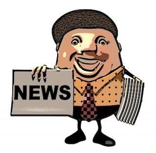 livreur de journaux