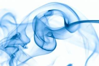 la fumée, zen, de la magie