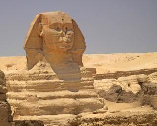 sphinx chaude