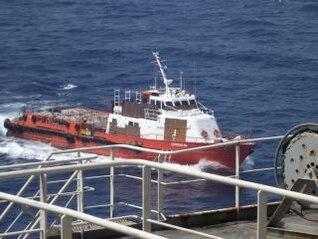 lutte contre bateau pirate