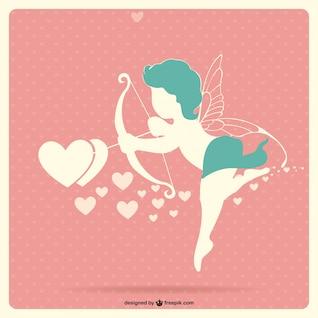 Cupidon vecteur libre téléchargement