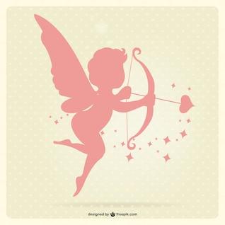 Cupidon vecteur