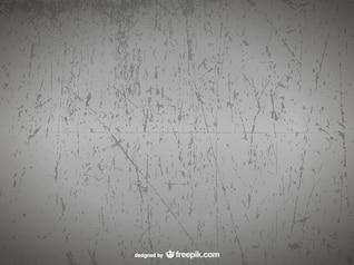 Irritée plaque de métal texture