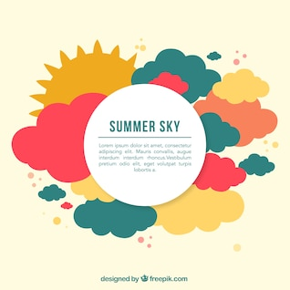 Vecteur de l'heure d'été