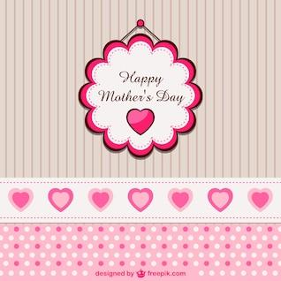 Journée libre vecteur illustration de la mère
