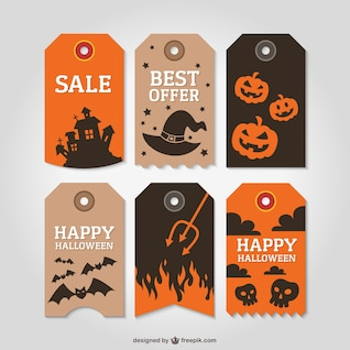 Tags Halloween
