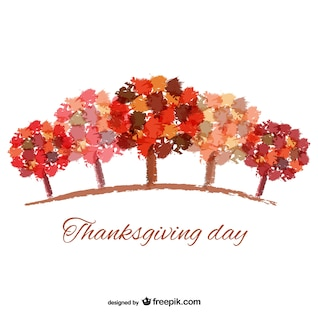 Thanksgiving day background abstrait