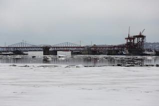Rivière industriel