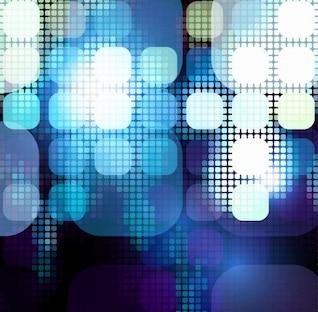abstraite image colorée vecteur de fond