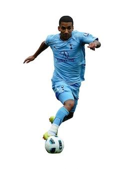 Aaron Lennon, de Tottenham Premier League