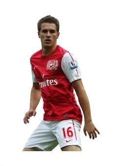 Aaron Ramsey, Arsenal Premier League