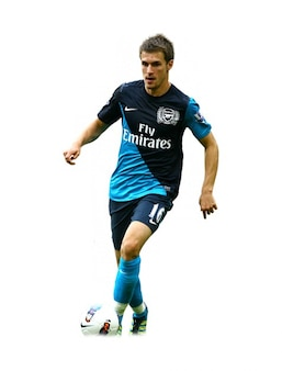 Aaron Ramsey Arsenal Premier League