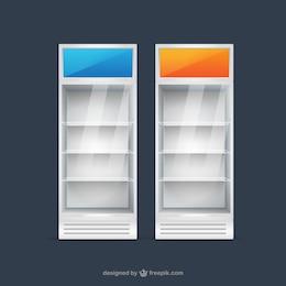 Afficher les réfrigérateurs