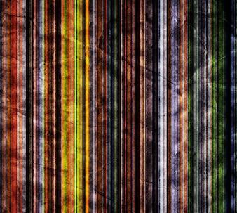 Arrière-plan de lignes colorées