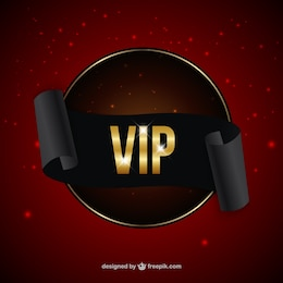 Badges VIP