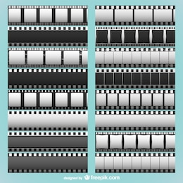 Bandes de film collection