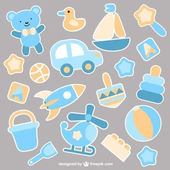 Bébé jouets de garçon